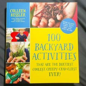 100 Backyard Activites book